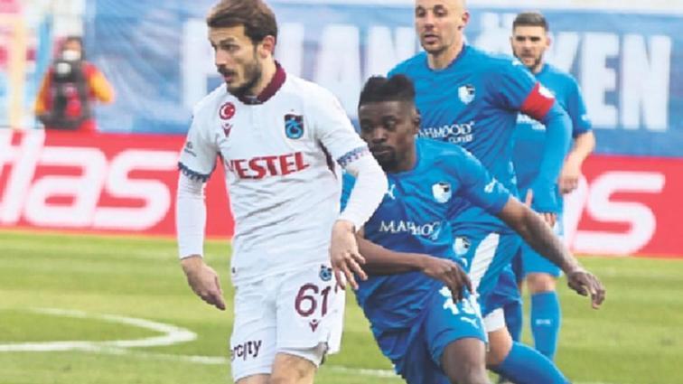 Trabzonspor'un yükselen değeri Abdülkadir Parmak