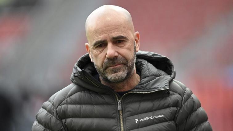 Bayer Leverkusen'de teknik direktör Peter Bosz kovuldu