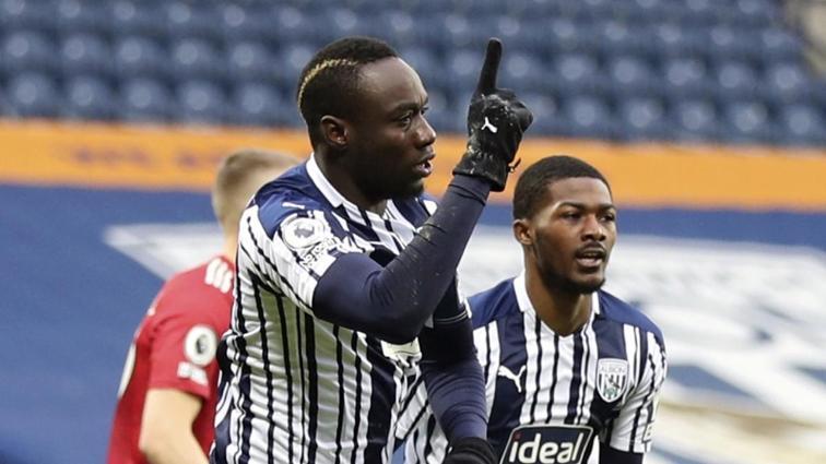 Mbaye Diagne'nin WBA'daki gazı da kaçtı! 4 maçtır ses yok...