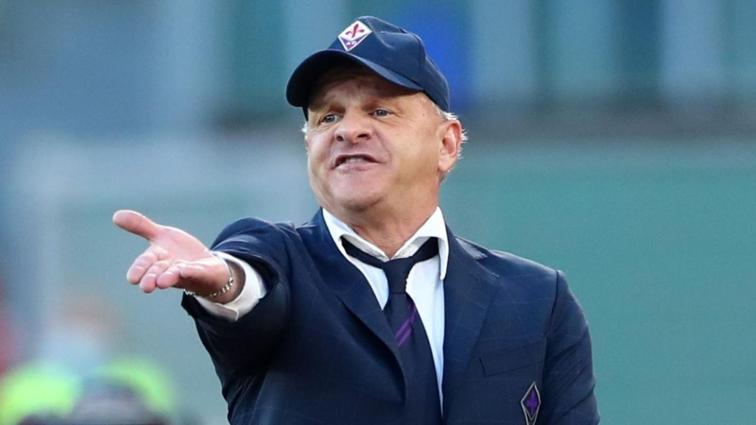 Fiorentina 4 ay önce kovduğu Giuseppe Iachini'yi yeniden göreve getirdi