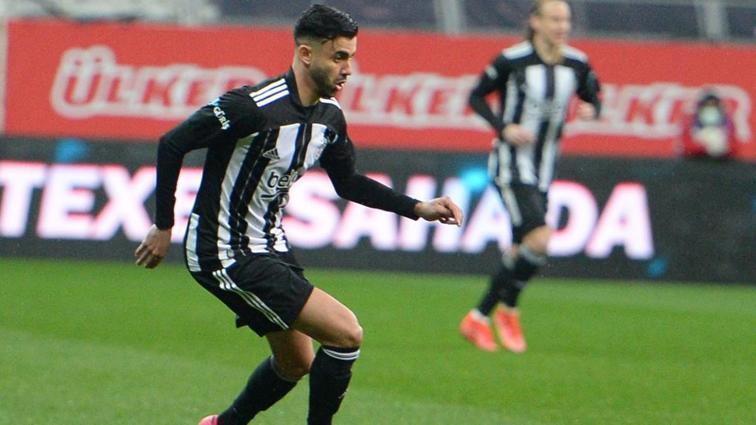 Rachid Ghezzal: Beşiktaş'ta çok mutluyum