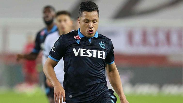 Trabzonspor'da Marlon'un kaderi henüz belli olmadı