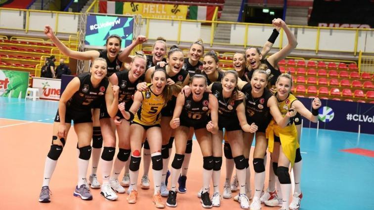 VakıfBank, CEV Şampiyonlar Ligi'nde finale yükseldi