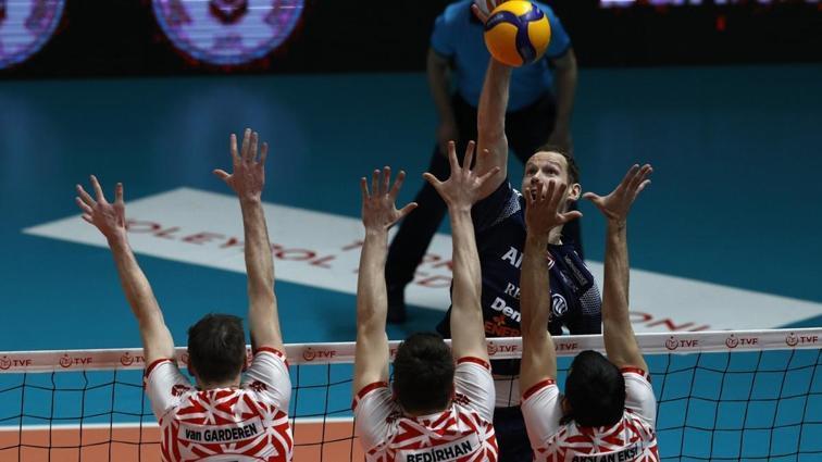 Ziraat Bankkart, CEV Challenge Kupası'nda ikinci oldu