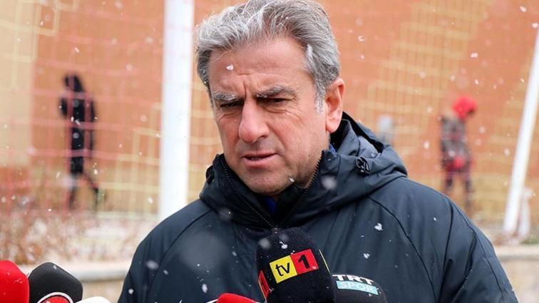 Hamza Hamzaoğlu: 'Ne olursa olsun yolumuza devam edeceğiz'