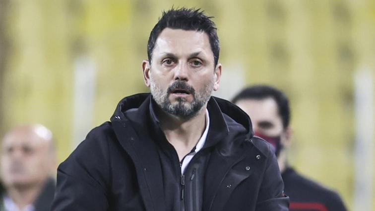 Fenerbahçeli futbolculardan Erol Bulut'a şok tavır