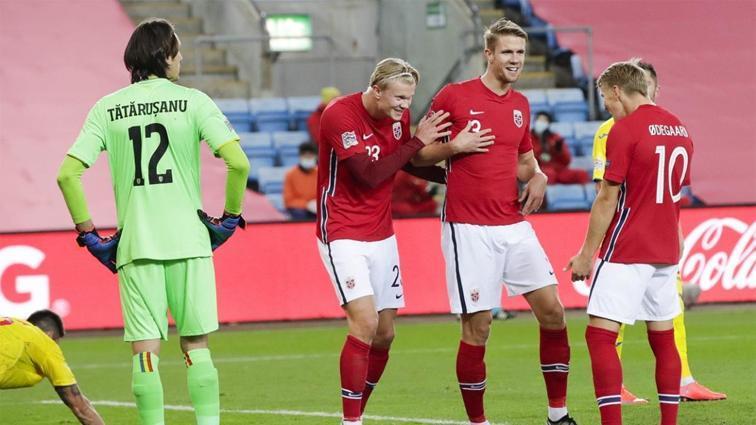 Norveçli Kristoffer Ajer'den Burak Yılmaz övgüsü: Son derece iyi bir golcü ve Türkiye için bir lider