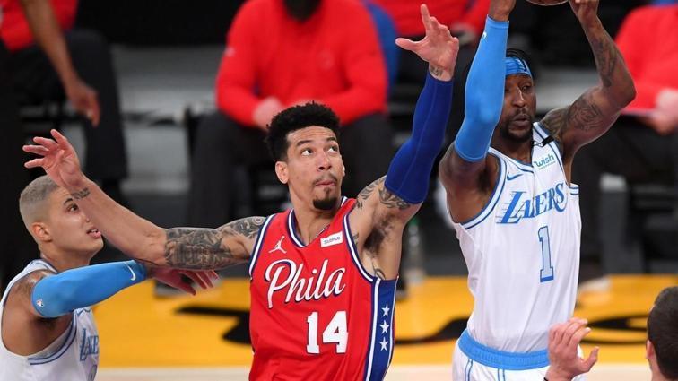 Philadelphia 76ers, Los Angeles Lakers'ı yenip seriyi 4 maça çıkardı