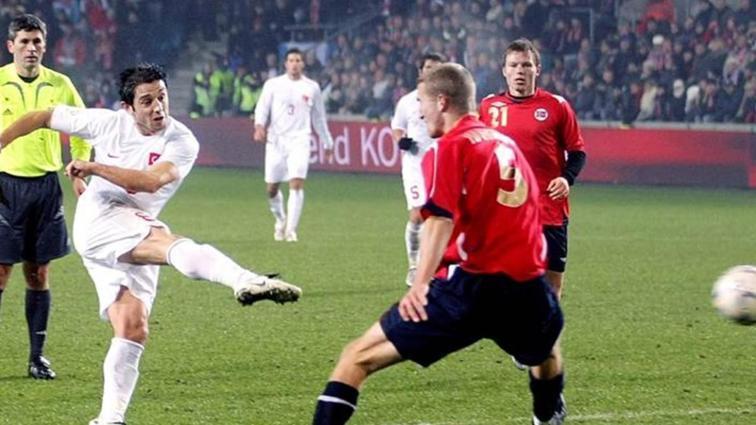 Türkiye ile Norveç yarın 10. kez karşı karşıya gelecek