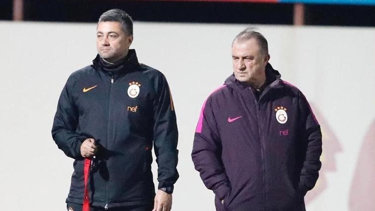 Galatasaray'da zorlu iki maç öncesi gözler Levent Şahin'de