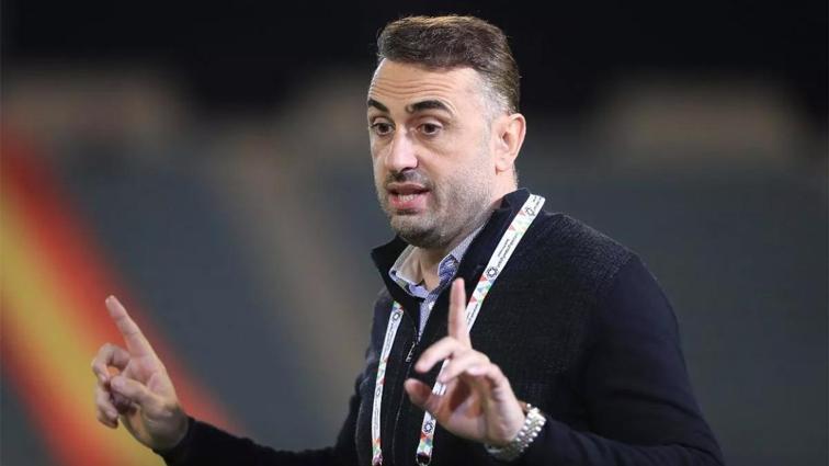 Bosna Hersek Teknik Direktörü Ivaylo Petev, koronavirüse yakalandı