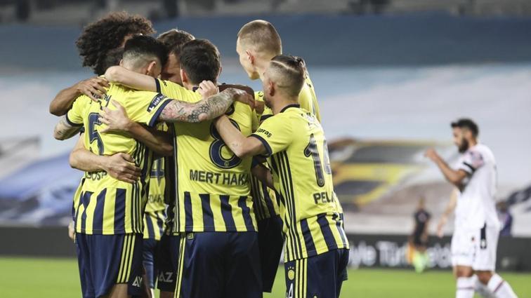 Fenerbahçe'de son koronavirüs testleri negatif çıktı