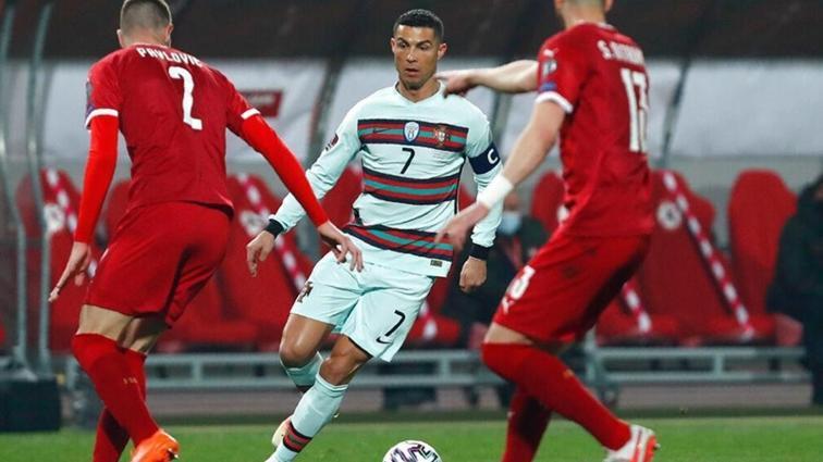 Portekiz öne geçtiği maçta 1 puanı zor kurtardı