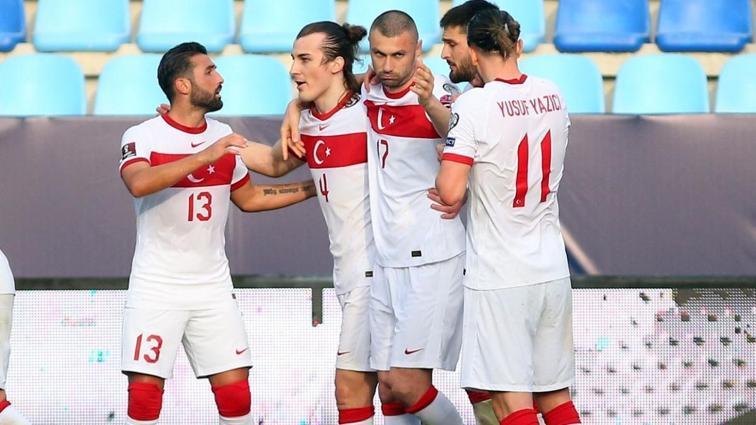 TFF açıkladı! Letonya maçı seyircili oynanacak