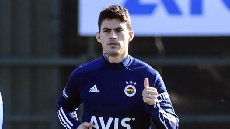 Fenerbahçe'de Diego Perotti koşulara başladı