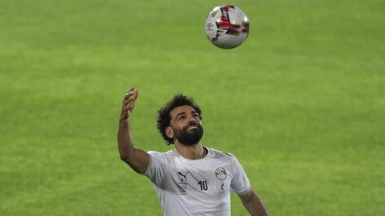 Muhammed Salah attı, Mısır farklı kazandı