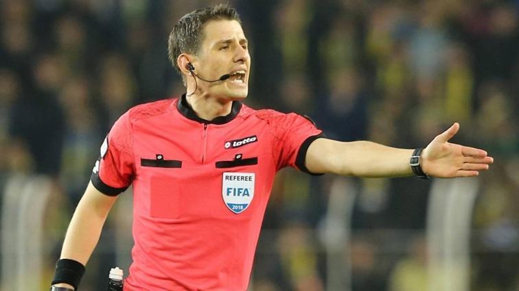 Beşiktaş: Umuyoruz ki, Halil Umut Meler'in maçımıza atanmasının makul bir açıklaması vardır