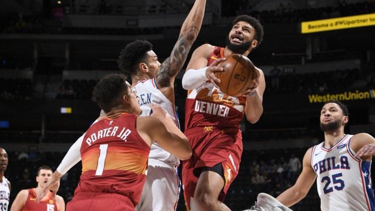 Denver Nuggets, Philadelphia 76ers'ı mağlup etti! NBA'de gecenin sonuçları...