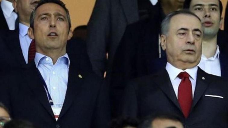 Fenerbahçe şampiyonluk sayıları için Galatasaray'ı düelloya davet etti