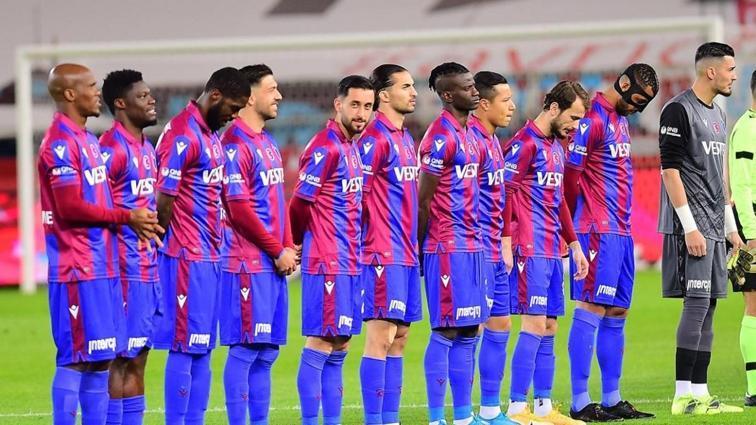 Trabzonspor'da 5 isimle yollar sezon sonu ayrılacak
