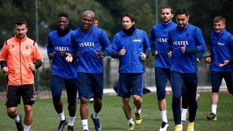 Trabzonspor'da kadro açıklandı! 6 eksik var