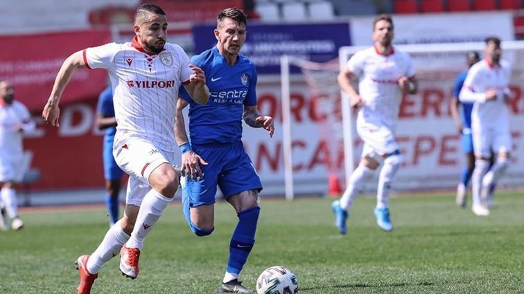 Samsunspor Tuzlaspor deplasmanından 3 puanla döndü