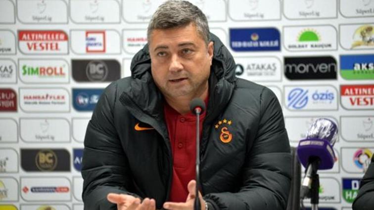 Son dakika Galatasaray haberleri... Levent Şahin: Başımıza ilk kez gelmiyor