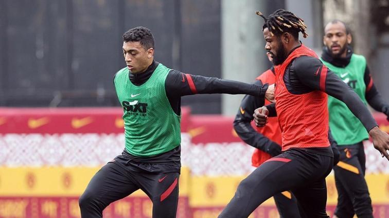 Bu hafta BAY olan Galatasaray'da hazırlıklar başladı
