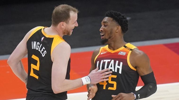 Ersan İlyasova'nın 9 sayı attığı maçta Utah Jazz'dan Orlando Magic'e 46 sayı fark