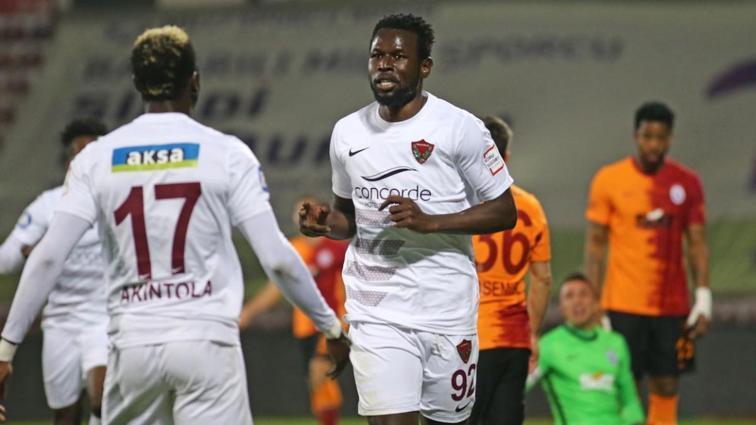 İstanbul takımlarından en çok puan alan ekip Hatayspor oldu