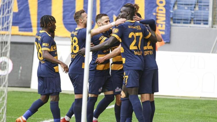 MKE Ankaragücü, Borven ile güldü: 1-0