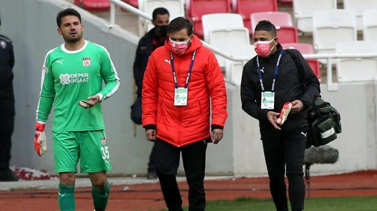 Sivasspor'dan Ali Şaşal Vural açıklaması