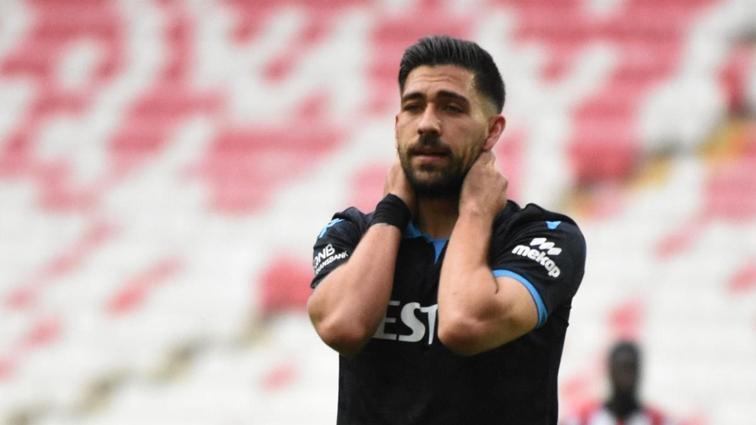 Son 4 maçta 1 galibiyet alabilen Trabzonspor'da gol sıkıntısı sürüyor