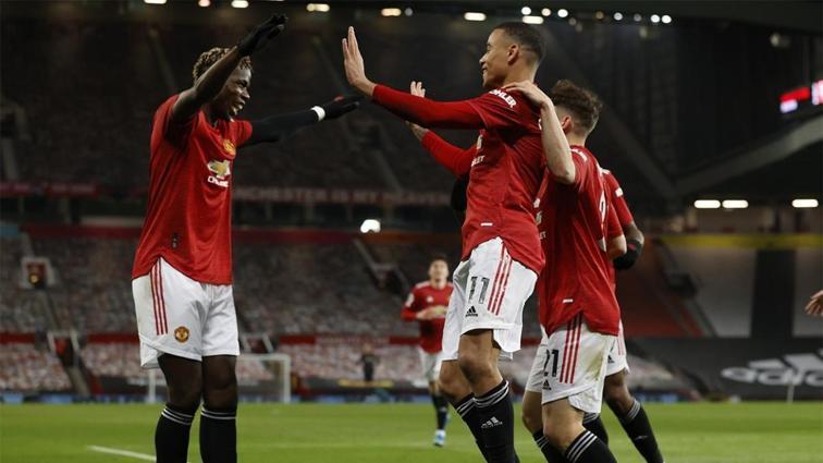 Manchester United, Brighton'ı 2-1'le geçti