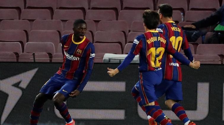 Barcelona, 90+1'de güldü