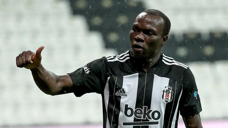Beşiktaş'ta gözler Vincent Aboubakar'ın üzerinde