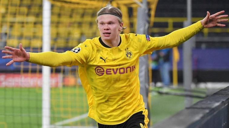 Erling Haaland için transfer savaşına PSG de katıldı