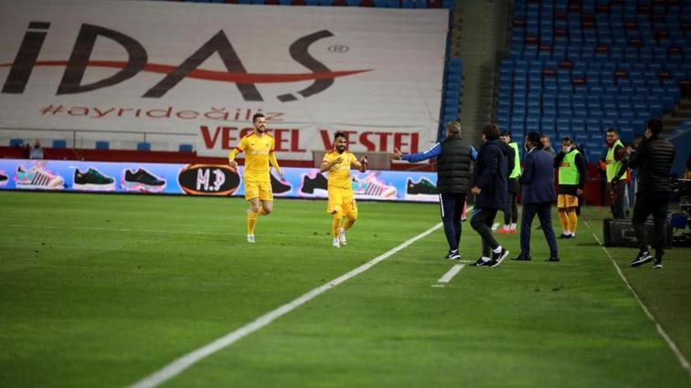 Hamza Hamzaoğlu: Her şeye rağmen 1-1'lik sonuç olumlu