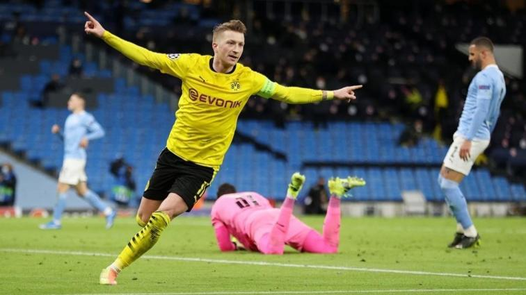 Marco Reus Dortmund'un kulüp tarihine geçti