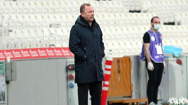 Sergen Yalçın: Türkiye Ligi'nin üzerinde bir oyun oynadık
