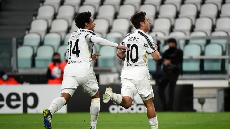Erteleme maçında Juventus, Napoli'yi mağlup etti