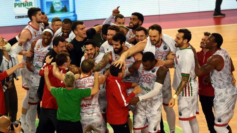 FIBA Şampiyonlar Ligi'nde 8'li finalin ev sahipliğini yapacak takım belli oluyor