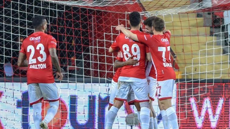 Sivasspor'un 10 maçtır bileği bükülmüyor
