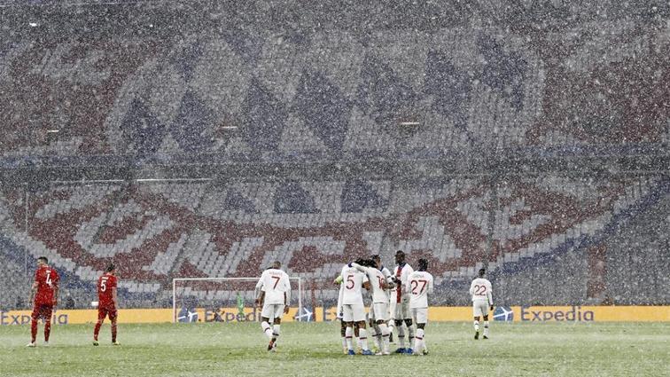 Son finalistlerin randevusunda Paris Saint-Germain, Bayern Münih'i tuş etti: 2-3