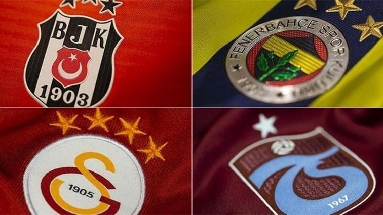 Galatasaray ve Beşiktaş için 27, Fenerbahçe için 24 puan kaldı