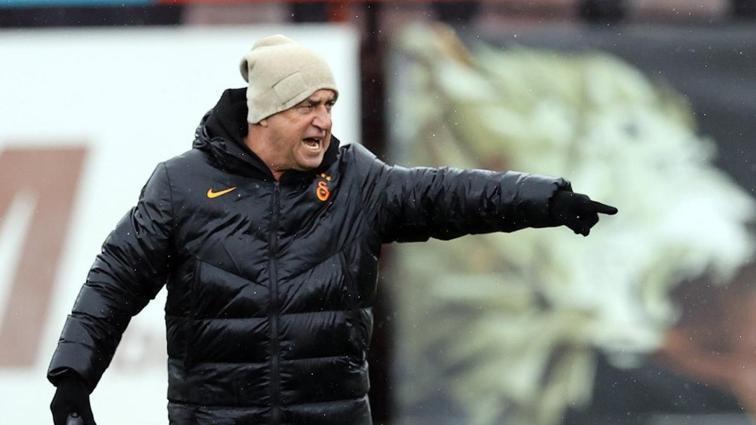 Galatasaray'da Fatih Terim, Karagümrük maçının oyun planını belirledi