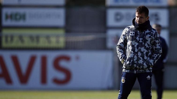 Fenerbahçe'de Gaziantep mesaisi: Mesut Özil ve Diego Perotti...