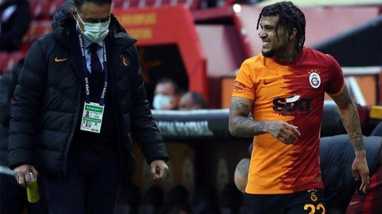 Galatasaray - Fatih Karagümrük maçının hakemleri arasında DeAndre Yedlin diyalogu! Arda Turan...