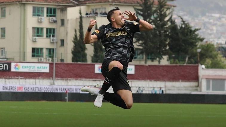 Hatayspor sahasında Göztepe'ye 3-2 mağlup oldu