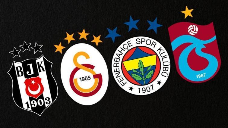 Dört büyüklerin borçları açıklandı! Zirvenin sahibi Galatasaray...